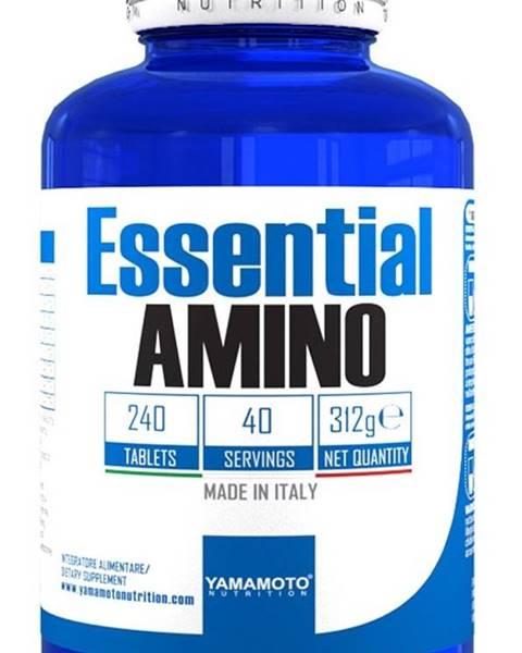 Essential Amino - Yamamoto 240 tbl.