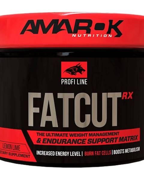 Profi Line FatCutRX - Amarok Nutrition 160 g Lemon Lime