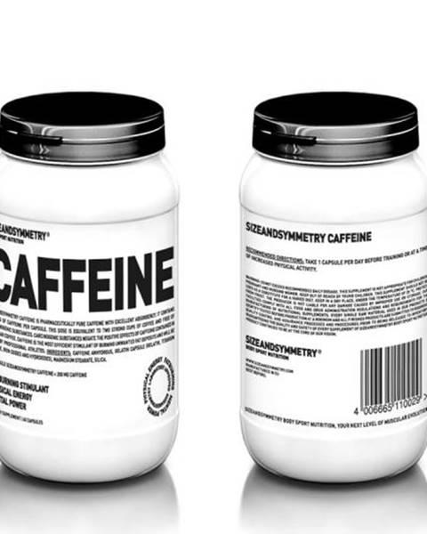 SIZEANDSYMMETRY CAFFEINE 60 caps. Caffeine 60 cps.