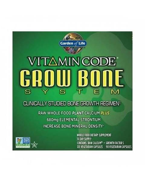 Vitamin Code Grow Bone System - pro růst kostí