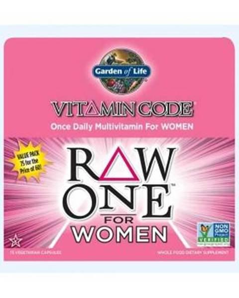Vitamin Code RAW ONE - Pro ženy