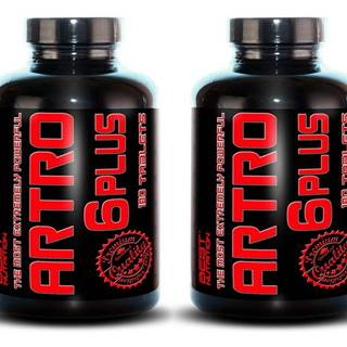 1+1 Zadarmo: Artro 6 Plus od Best Nutrition 180 tbl. + 180 tbl.