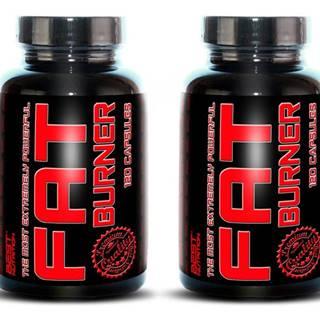 1+1 Zadarmo: Fat Burner Termobooster od Best Nutrition 120kaps. + 120kaps.