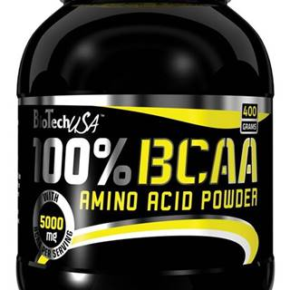 100% BCAA - Biotech USA 400 g Neutral