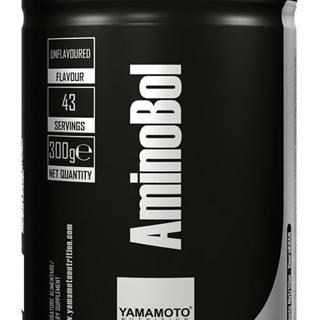 AminoBol (predtréningová BCAA formula) - Yamamoto  300 g