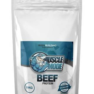 Beef Protein od Muscle Mode 1000 g Neutrál