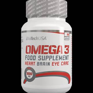BioTech USA Omega 3 90 cps.