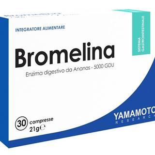 Bromelina (tráviaci enzým) - Yamamoto 30 tbl.
