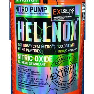 Hellnox Muscle Pump - Extrifit 620 g Pomaranč