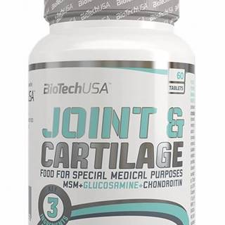 Joint and Cartilage - Biotech USA 60 kaps.