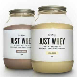 Just Whey - GymBeam 1000 g Chocolate Milkshake