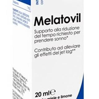 Melatovil (melatonín vo forme kvapiek) - Yamamoto  20 ml. Honey-Lemon