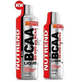 NUTREND Amino BCAA Liquid 1000 ml 1000 + 500ml