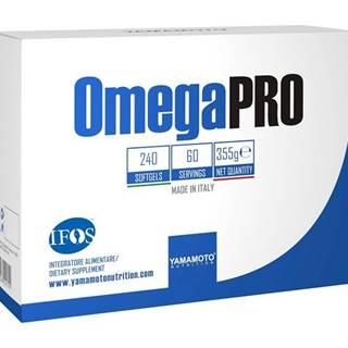 Omega Pro - Yamamoto  240 softgels