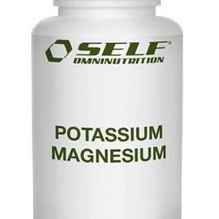 Potassium Magnesium od Self OmniNutrition 120 kaps.