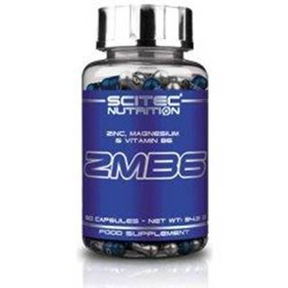 Scitec nutrition Scitec ZMB6 60 tablet 60cps