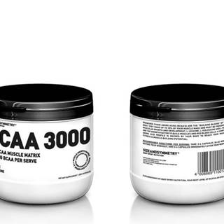 SIZEANDSYMMETRY BCAA 3000 200 cps. BCAA 3000 200 cps.