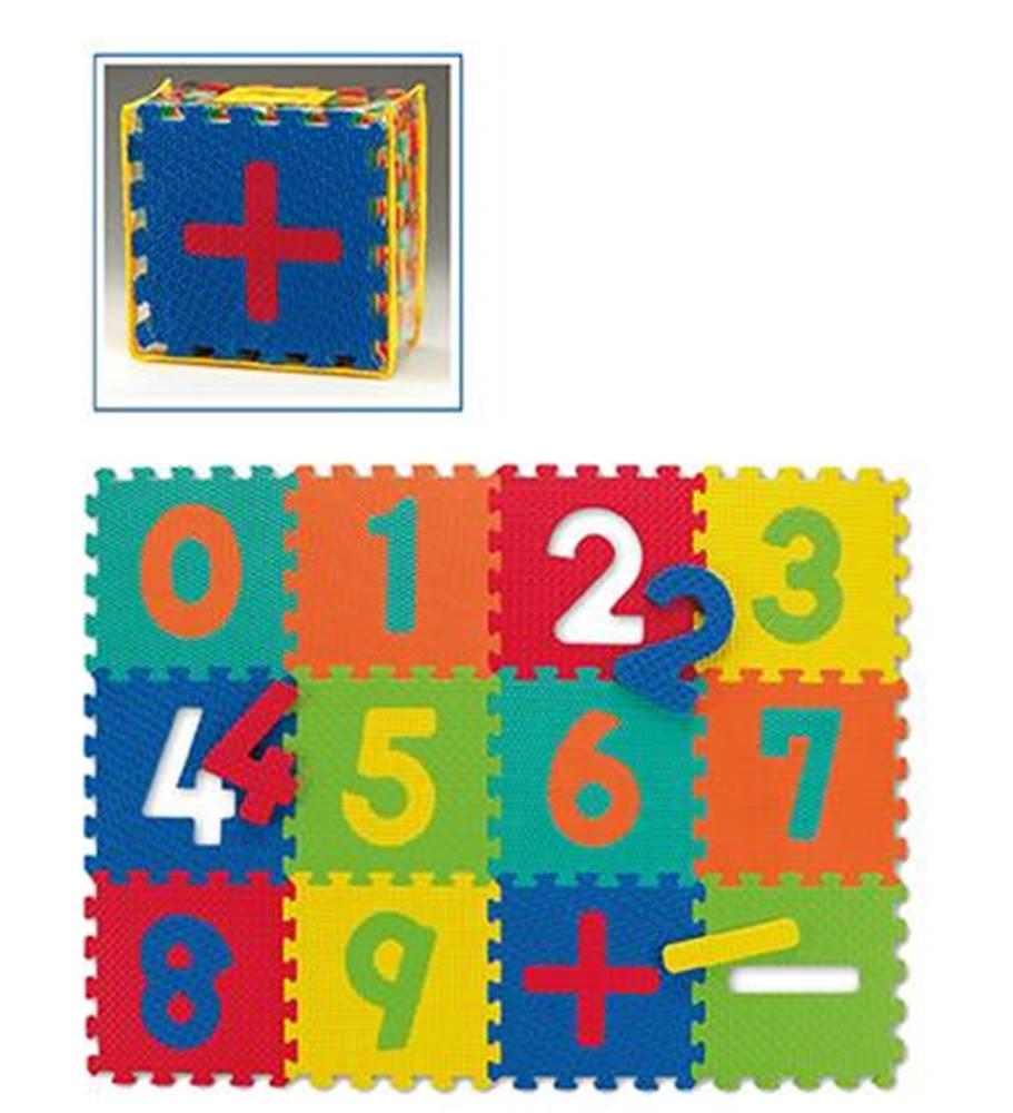 Detská puzzle podložka na h...