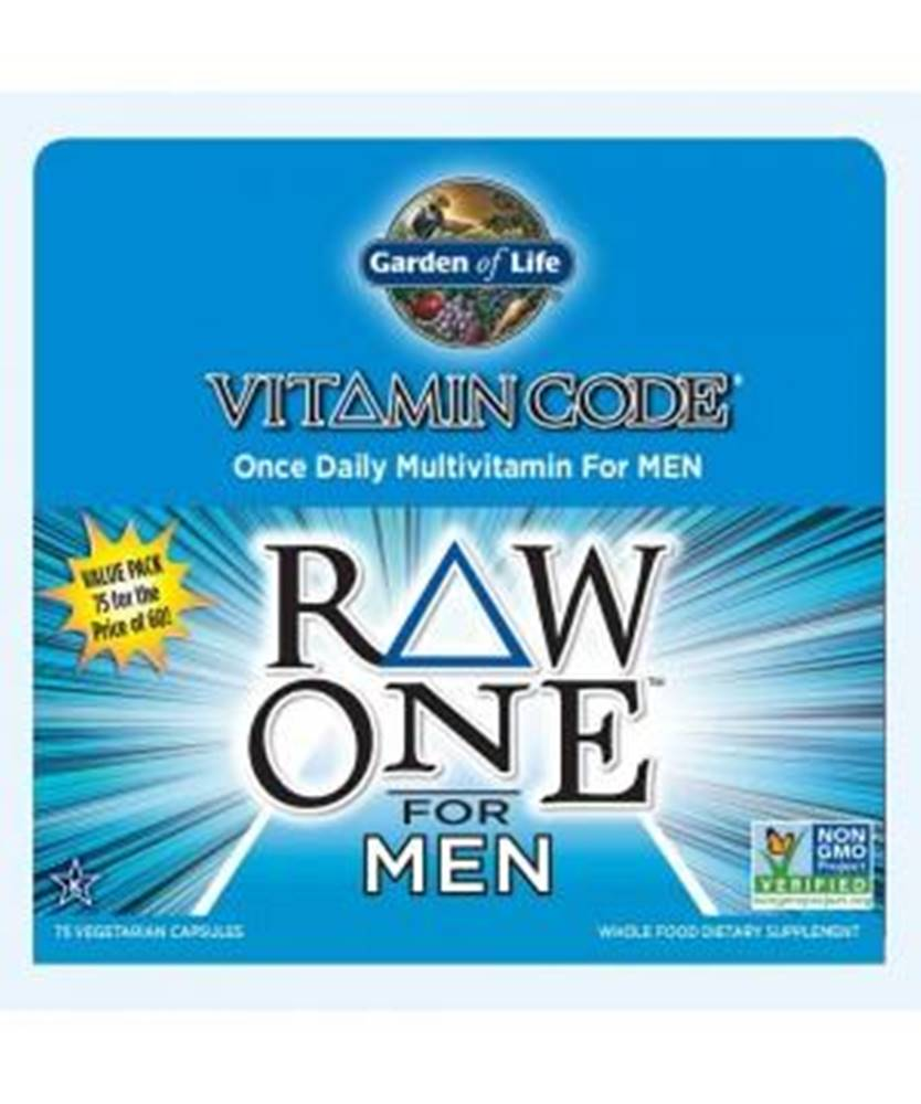 Garden of Life Vitamin Code...