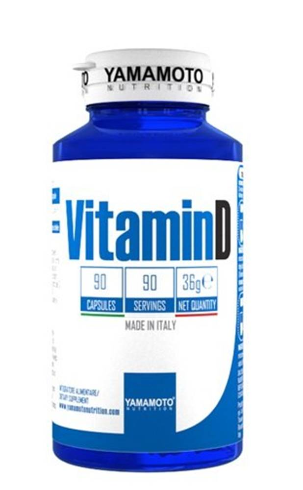 Vitamin D 25 mcg - Yamamoto...