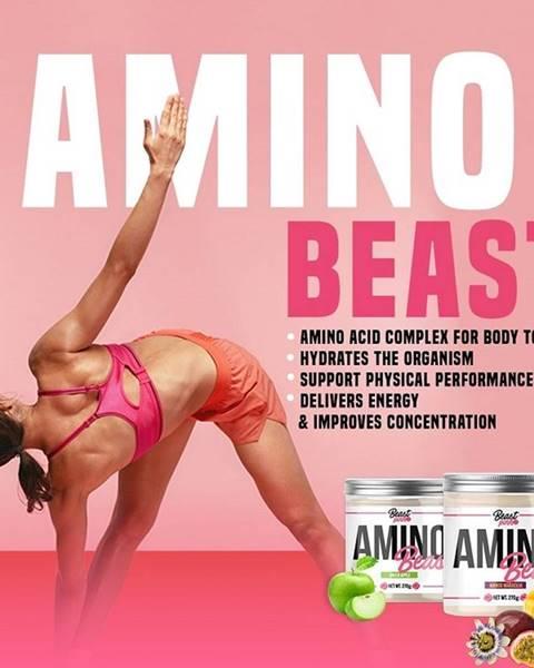 Amino Beast - Beast Pink 270 g Green Apple