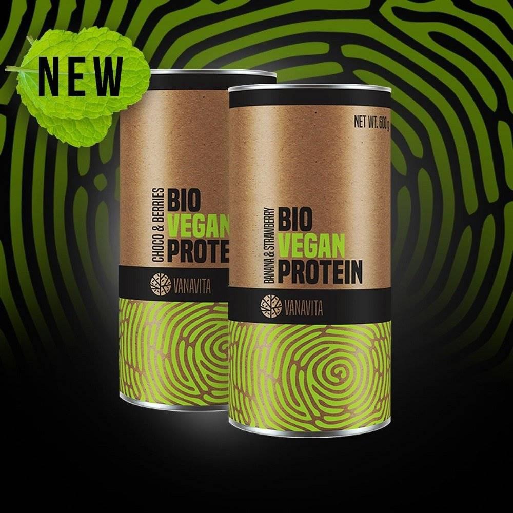 Bio Vegan Protein - Vanavit...