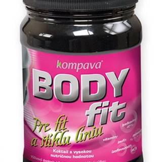 BodyFit - Kompava 1400 g Jahoda