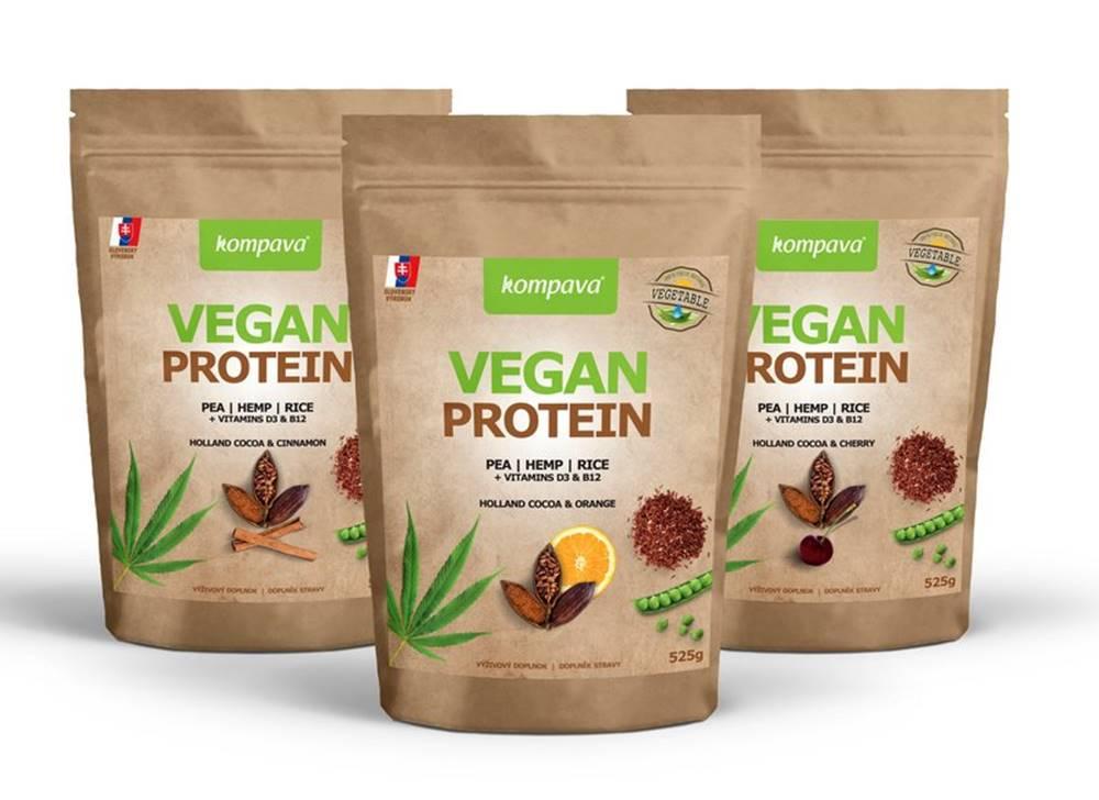 Vegan Protein - Kompava 525...