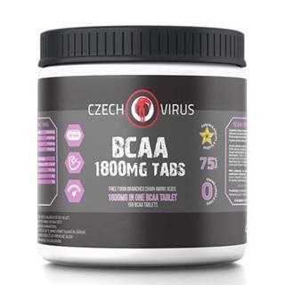 BCAA 1800 mg Tabs - Czech Virus 150 tbl.
