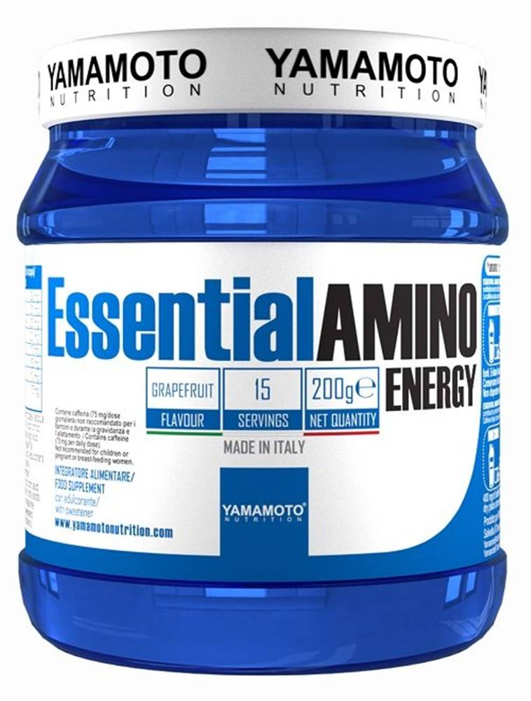 Essential Amino Energy - Ya...