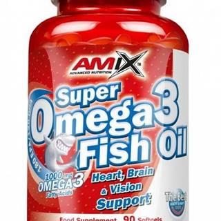 Super Omega 3 Fish Oil - Amix 90 kaps.