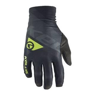Cyklo rukavice Kellys Bond Lime - S
