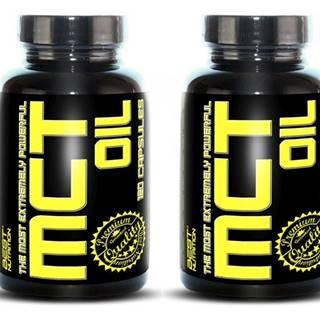 1+1 Zadarmo: MCT Oil od Best Nutrition 120 kaps. + 120 kaps.