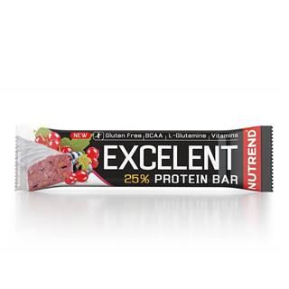 Tyčinka Nutrend EXCELENT Protein Bar 40g čokoláda-oriešky
