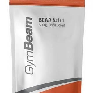BCAA 4:1:1 - GymBeam 250 g Blackcurrant