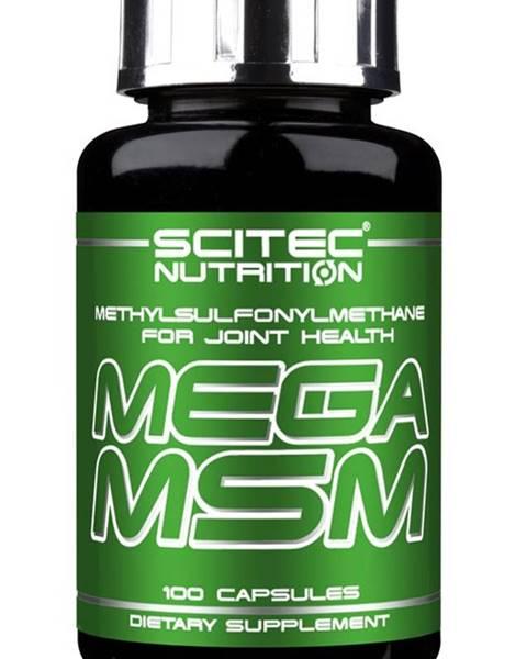 Mega MSM - Scitec Nutrition 100 kaps.