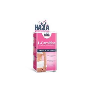 Haya Labs L-Carnitine 250mg Hmotnost: 60 kapslí