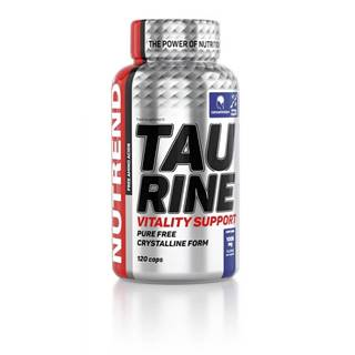 Aminokyseliny Nutrend Taurine 120 kapslí