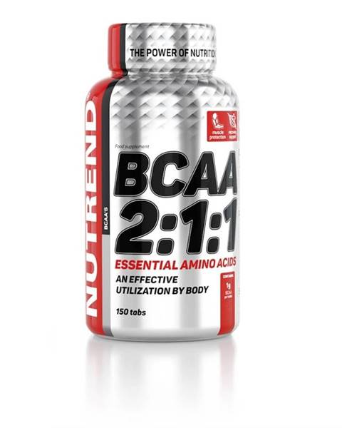 Aminokyseliny Nutrend BCAA 2:1:1 Tabs 150 tabliet