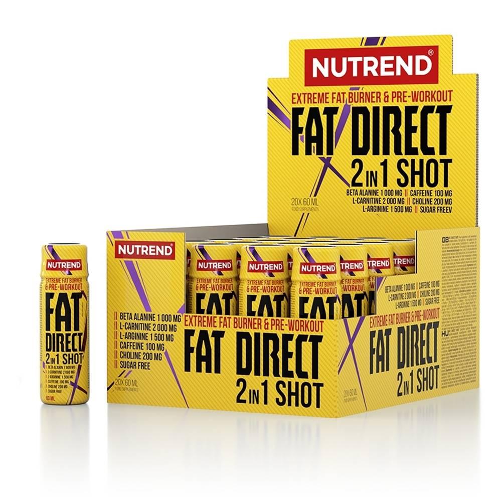 Spaľovač  Fat Direct Shot 2...