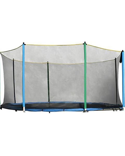 Ochranná sieť na trampolínu inSPORTline 430 cm + 8 tyčí