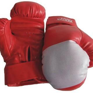 Box. rukavice SEDCO TG12P 12OZ červená - červená