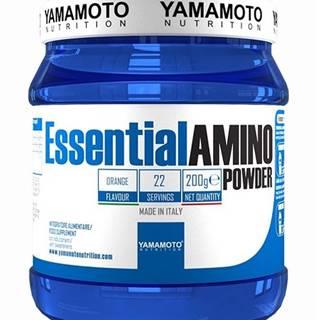 Essential Amino Powder - Yamamoto 200 g Orange