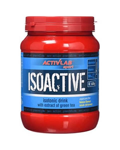 ACTIVLAB Iso Active 630 g citrón