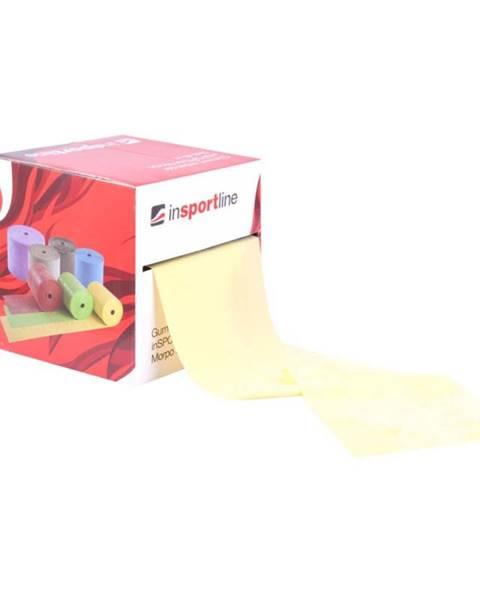 Gumový expander inSPORTline Morpo Roll 45 Light (metráž)