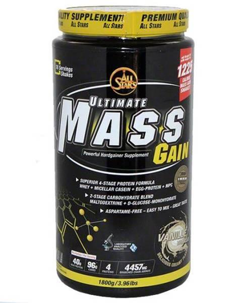 Ultimate Mass Gain - VÝPREDAJ 1800g Vanilka