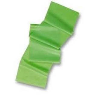 Aerobic guma W1443 1200 x 150 x 0,35 mm - Zelená