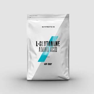 MyProtein L-Glutamine Hmotnost: 250g, Příchutě: Natural
