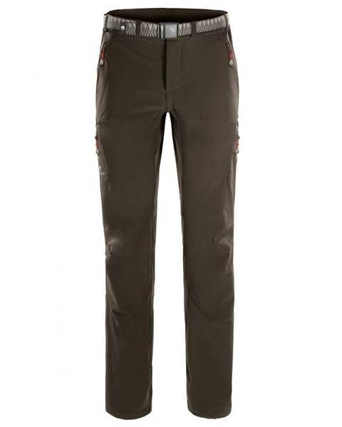 Pánske nohavice Ferrino Hervey Winter Pants Man New Iron Brown - 44/XS
