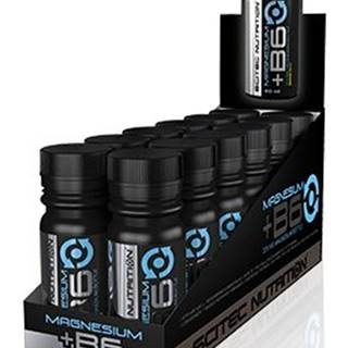 Magnesium + B6 od Scitec Nutrition 12 x 60 ml Lemon